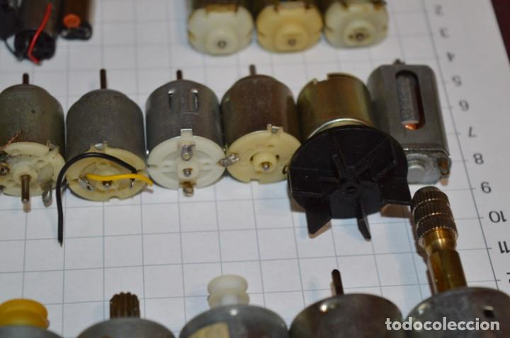 Hobbys: Lote variado motores eléctricos - Para vehículos, maquetas, etc.. - ¡Mira fotos y detalles! LOTE 01 - Foto 12 - 224053126