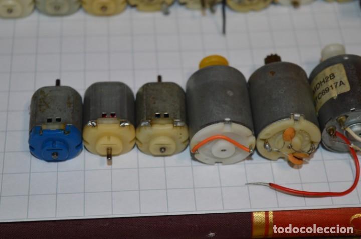 Hobbys: Lote variado motores eléctricos - Para vehículos, maquetas, etc.. - ¡Mira fotos y detalles! LOTE 01 - Foto 13 - 224053126