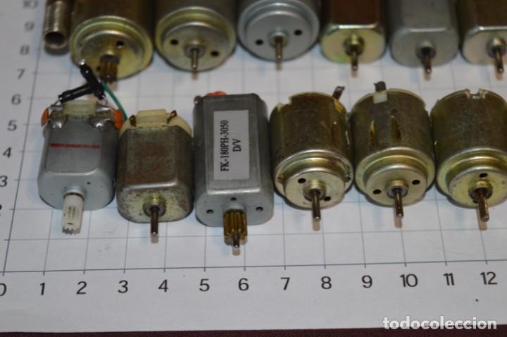 Hobbys: Lote variado motores eléctricos - Para vehículos, maquetas, etc.. - ¡Mira fotos y detalles! LOTE 02 - Foto 7 - 207974518