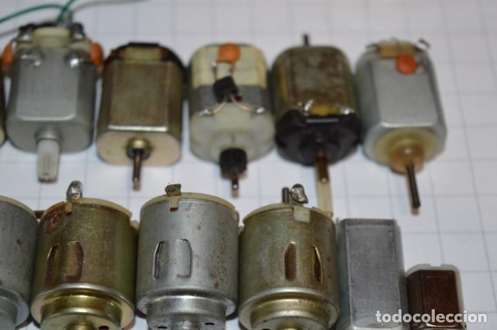 Hobbys: Lote variado motores eléctricos - Para vehículos, maquetas, etc.. - ¡Mira fotos y detalles! LOTE 03 - Foto 8 - 207975887