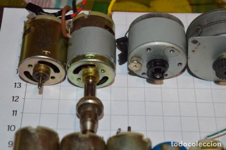 Hobbys: Lote variado motores eléctricos - Para vehículos, maquetas, etc.. - ¡Mira fotos y detalles! LOTE 03 - Foto 9 - 207975887