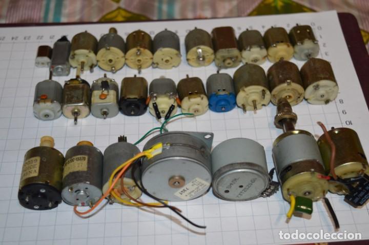 Hobbys: Lote variado motores eléctricos - Para vehículos, maquetas, etc.. - ¡Mira fotos y detalles! LOTE 03 - Foto 12 - 207975887
