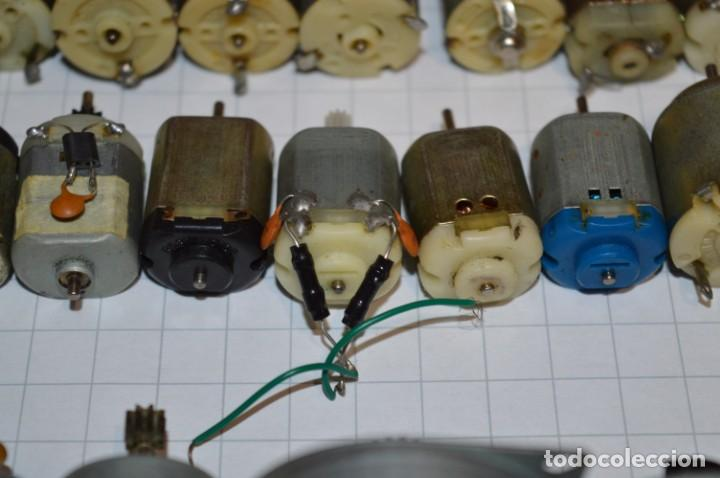 Hobbys: Lote variado motores eléctricos - Para vehículos, maquetas, etc.. - ¡Mira fotos y detalles! LOTE 03 - Foto 17 - 207975887