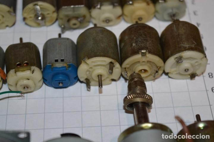 Hobbys: Lote variado motores eléctricos - Para vehículos, maquetas, etc.. - ¡Mira fotos y detalles! LOTE 03 - Foto 18 - 207975887