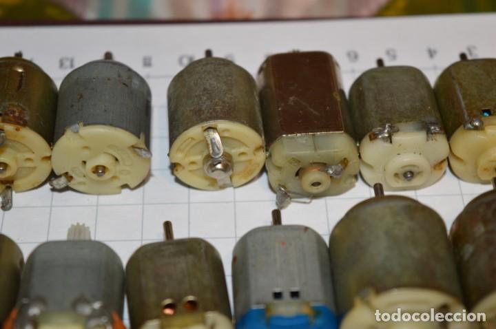 Hobbys: Lote variado motores eléctricos - Para vehículos, maquetas, etc.. - ¡Mira fotos y detalles! LOTE 03 - Foto 21 - 207975887