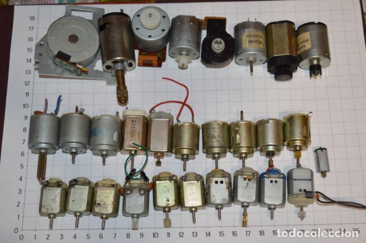 Hobbys: Lote variado motores eléctricos - Para vehículos, maquetas, etc.. - ¡Mira fotos y detalles! LOTE 04 - Foto 2 - 207978346