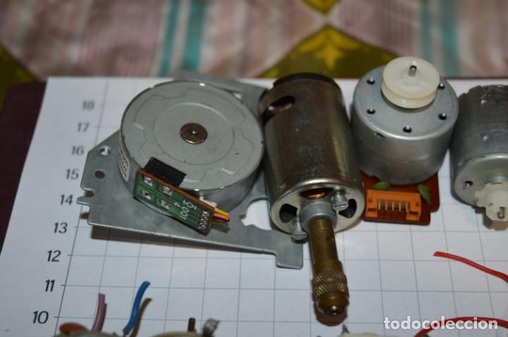 Hobbys: Lote variado motores eléctricos - Para vehículos, maquetas, etc.. - ¡Mira fotos y detalles! LOTE 04 - Foto 3 - 207978346