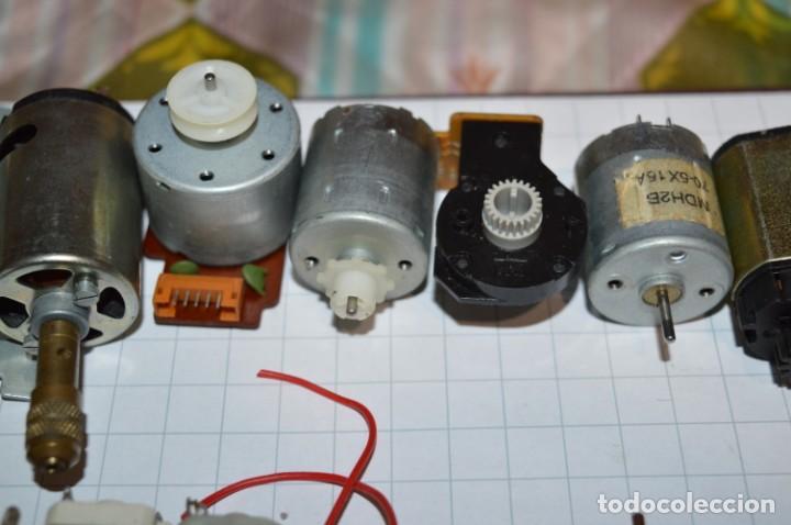 Hobbys: Lote variado motores eléctricos - Para vehículos, maquetas, etc.. - ¡Mira fotos y detalles! LOTE 04 - Foto 4 - 207978346