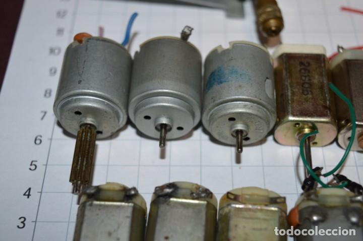Hobbys: Lote variado motores eléctricos - Para vehículos, maquetas, etc.. - ¡Mira fotos y detalles! LOTE 04 - Foto 6 - 207978346