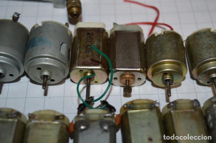 Hobbys: Lote variado motores eléctricos - Para vehículos, maquetas, etc.. - ¡Mira fotos y detalles! LOTE 04 - Foto 7 - 207978346