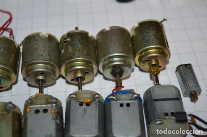 Hobbys: Lote variado motores eléctricos - Para vehículos, maquetas, etc.. - ¡Mira fotos y detalles! LOTE 04 - Foto 9 - 207978346