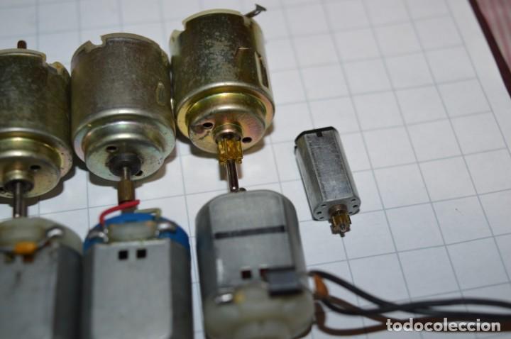 Hobbys: Lote variado motores eléctricos - Para vehículos, maquetas, etc.. - ¡Mira fotos y detalles! LOTE 04 - Foto 10 - 207978346