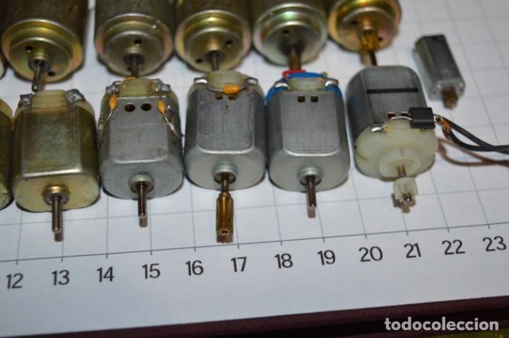 Hobbys: Lote variado motores eléctricos - Para vehículos, maquetas, etc.. - ¡Mira fotos y detalles! LOTE 04 - Foto 13 - 207978346