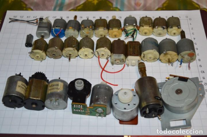 Hobbys: Lote variado motores eléctricos - Para vehículos, maquetas, etc.. - ¡Mira fotos y detalles! LOTE 04 - Foto 14 - 207978346