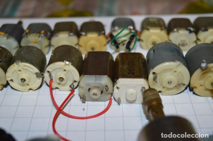 Hobbys: Lote variado motores eléctricos - Para vehículos, maquetas, etc.. - ¡Mira fotos y detalles! LOTE 04 - Foto 20 - 207978346