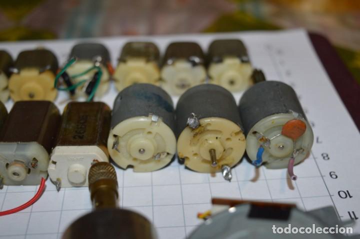Hobbys: Lote variado motores eléctricos - Para vehículos, maquetas, etc.. - ¡Mira fotos y detalles! LOTE 04 - Foto 21 - 207978346