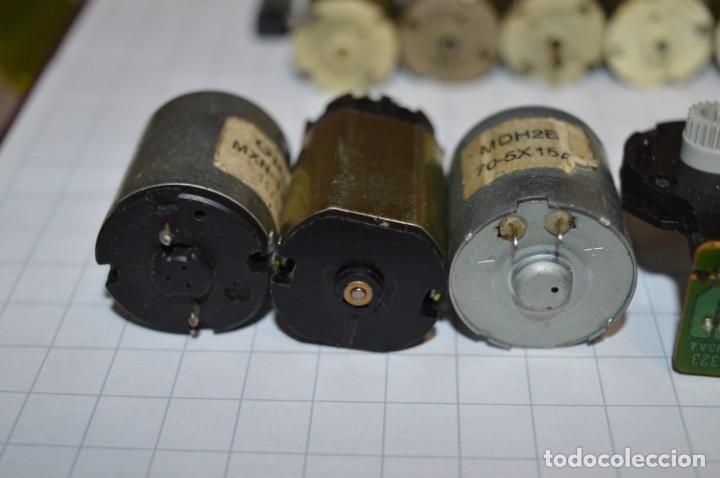 Hobbys: Lote variado motores eléctricos - Para vehículos, maquetas, etc.. - ¡Mira fotos y detalles! LOTE 04 - Foto 22 - 207978346
