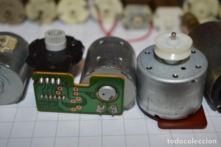 Hobbys: Lote variado motores eléctricos - Para vehículos, maquetas, etc.. - ¡Mira fotos y detalles! LOTE 04 - Foto 23 - 207978346