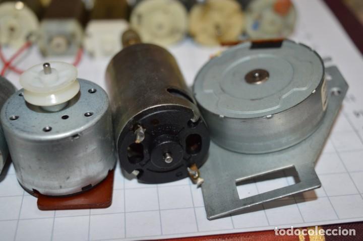 Hobbys: Lote variado motores eléctricos - Para vehículos, maquetas, etc.. - ¡Mira fotos y detalles! LOTE 04 - Foto 24 - 207978346
