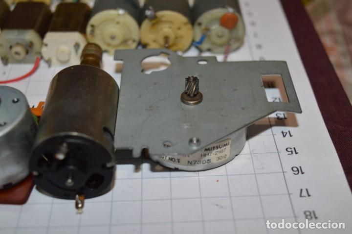 Hobbys: Lote variado motores eléctricos - Para vehículos, maquetas, etc.. - ¡Mira fotos y detalles! LOTE 04 - Foto 25 - 207978346