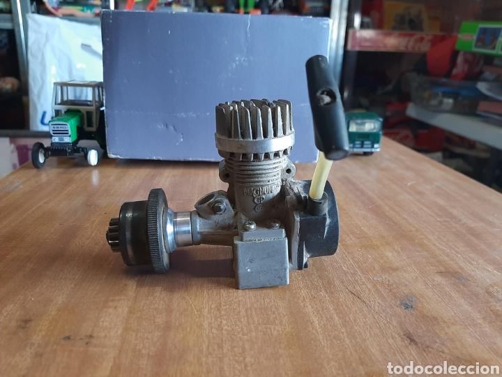 MOTOR MAGNUM GP 10 (Juguetes - Modelismo y Radiocontrol - Motores)