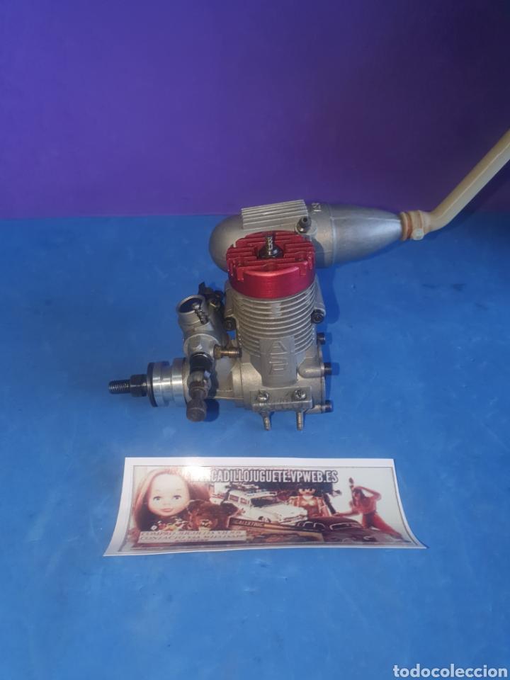 MOTOR ASP (Juguetes - Modelismo y Radiocontrol - Motores)