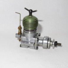 Hobbys: MOTOR VUELO CIRCULAR WEBRA MACH 1 (1960 ) DIESEL. Lote 219979565