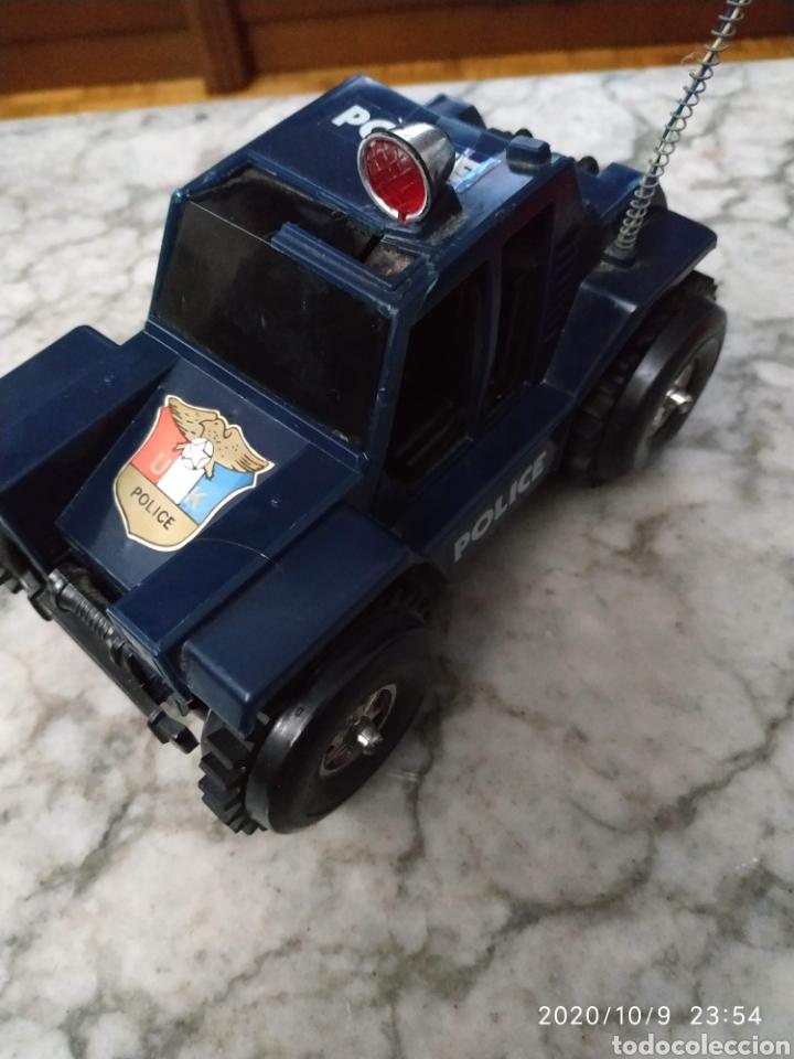 Hobbys: Camión de policía BOTOY - Foto 8 - 223155047