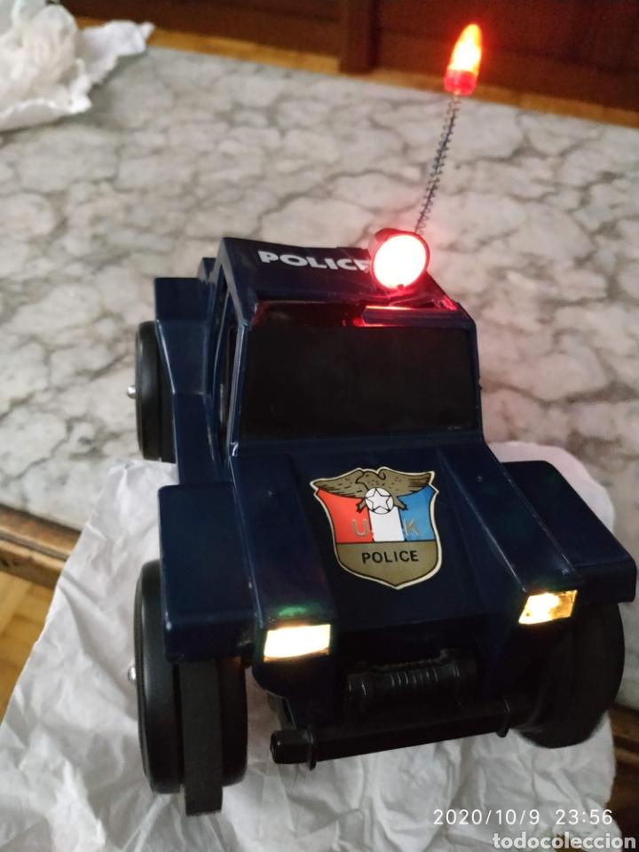 CAMIÓN DE POLICÍA BOTOY (Juguetes - Modelismo y Radiocontrol - Motores)
