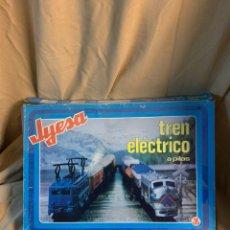 Hobbys: TREN ELECTRICO A PILAR JYESA. Lote 225582780