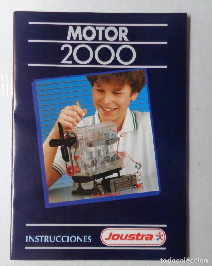 Hobbys: MOTOR 2000 DE JOUSTRA (VINTAGE, ANTIGUO, AÑOS 80) - Foto 4 - 230297460