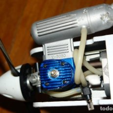Hobbys: AEROMODELISMO - MOTOR OS AL 40. Lote 233486845