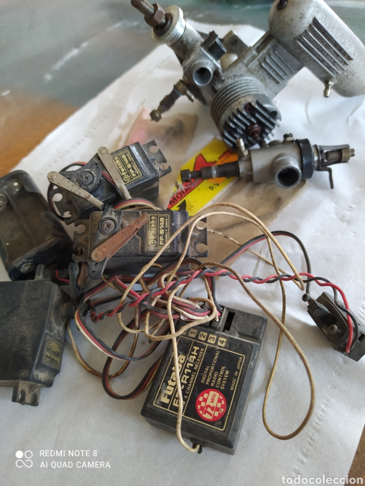 Hobbys: Motor aeromodelismo - Foto 8 - 251867925
