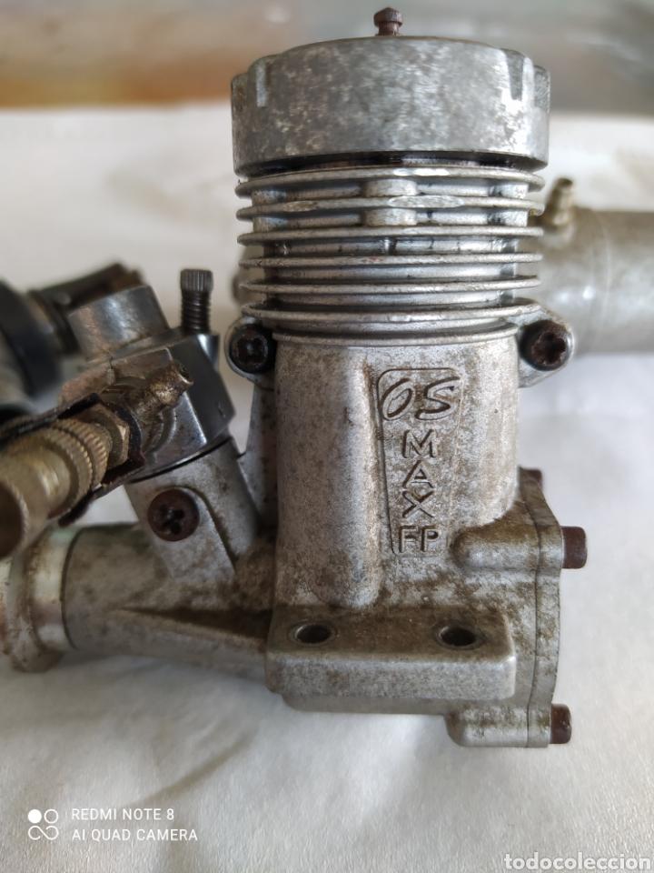 MOTOR AEROMODELISMO (Juguetes - Modelismo y Radiocontrol - Motores)