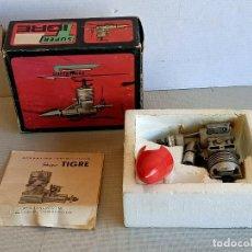 Hobbys: MOTOR DE MODELISMO SUPER TIGRE MADE IN USA. Lote 273149713