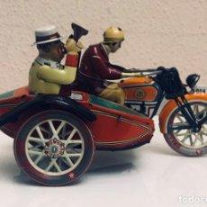 Hobbys: SIDECAR MOTOCICLETA. Lote 291533048