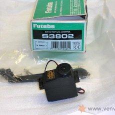 Hobbys: FUTABA S3802. SERVO. Lote 47940117