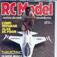 Hobbys: RC MODEL Nº 56 - 1985. REVISTA DE RADIO CONTROL Y MODELISMO. (OFERTA 3X2).. Lote 6052991