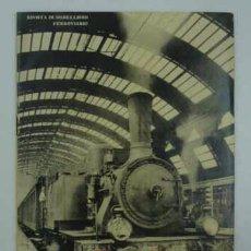 Hobbys: H0 RIVAROSSI. REVISTA DI MODELISMO FERROVIARIO. Nº 20. 1957. 33 PÁG.. Lote 16313089