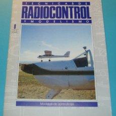 Hobbys: TECNICAS DE RADIOCONTROL Y MODELISMO Nº8. MODELOS DE APRENDIZAJE. PÁG. 20. Lote 16175433