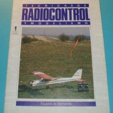 Hobbys: TECNICAS DE RADIOCONTROL Y MODELISMO Nº9. EQUIPOS DE TELEMANDO. PÁG. 20. Lote 16175555