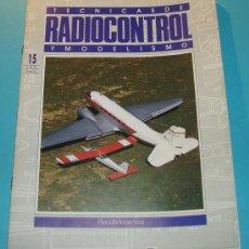 Hobbys: TECNICAS DE RADIOCONTROL Y MODELISMO Nº15. RECUBRIMIENTOS. PÁG. 20. Lote 16175738