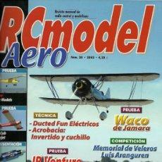 Hobbys: REVISTA RC MODEL AERO * MODELISMO * AEROMODELISMO* RADIOCONTROL *. Lote 26915913