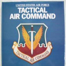 Hobbys: UNITED STATES AIR FORCE TACTICAL AIR COMMAND. Lote 18148023