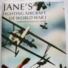 Hobbys: JANE'S FIGHTING AIRCRAFT OF WORLD WAR I. Lote 18149640