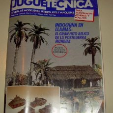 Hobbys: JUGUETECNICA Nº 13 1990 . Lote 25010232