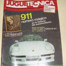 Hobbys: JUGUETECNICA Nº 15 1990 . Lote 25010233