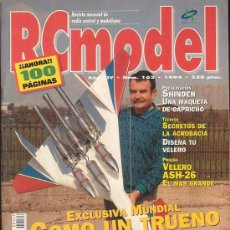 Hobbys: RC MODEL Nº 163 , REVISTA DE MODELISMO - EDITADA - 1994. Lote 22760666