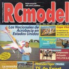 Hobbys: RC MODEL Nº 235 , REVISTA DE MODELISMO - EDITADA - 2000. Lote 22761256