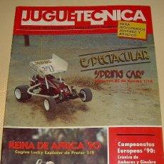 Hobbys: JUGUETECNICA Nº 20 OCTUBRE 1990. Lote 26786221